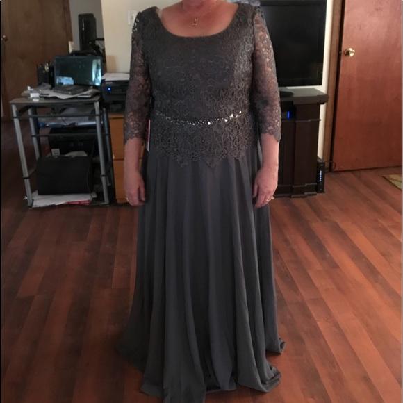 JJ\'s House Dresses   Size 18 Evening Gown Bnwt   Poshmark